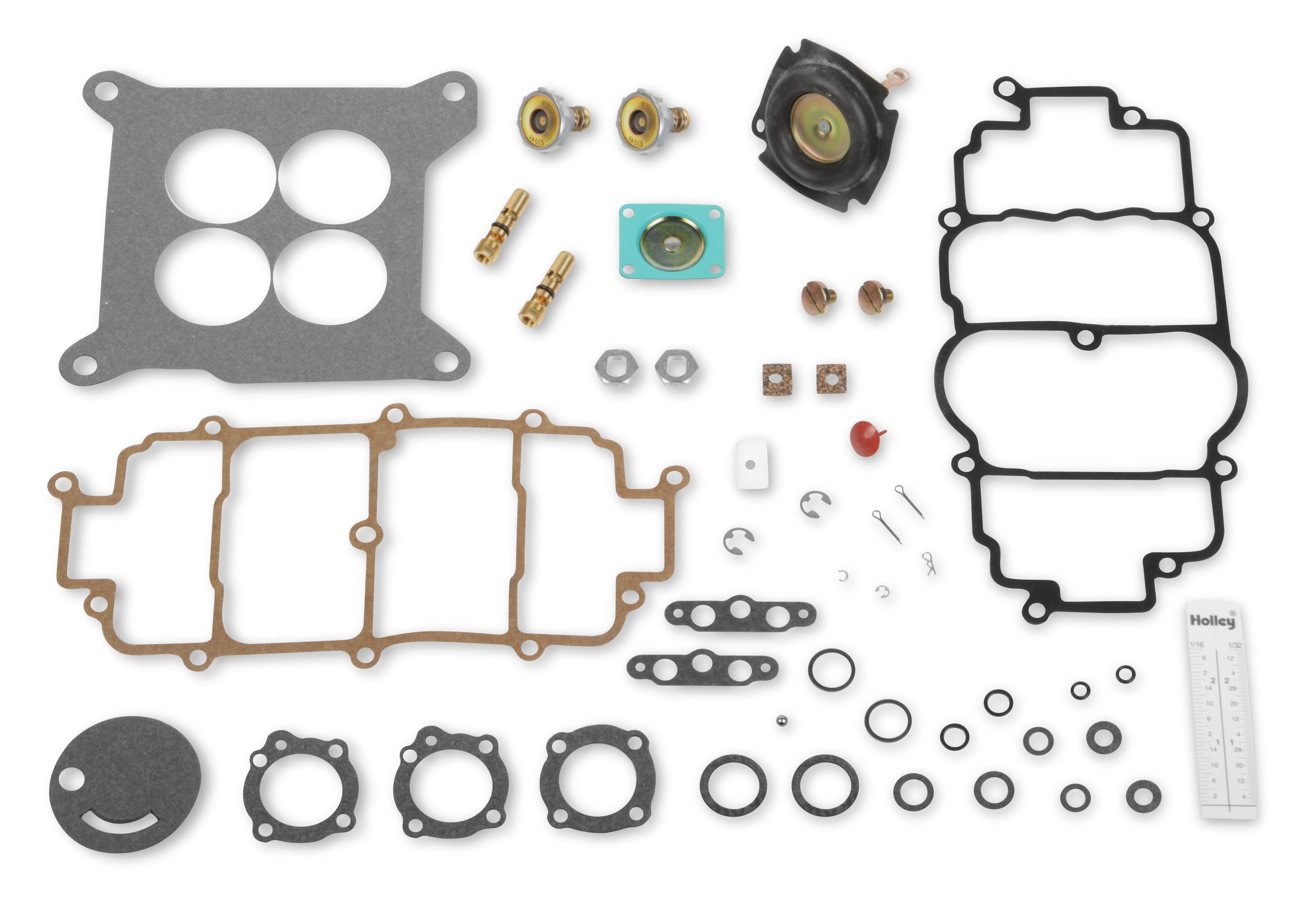 Holley 703 53 Marine Carb Renew Kit Swap Wiring Harness Image