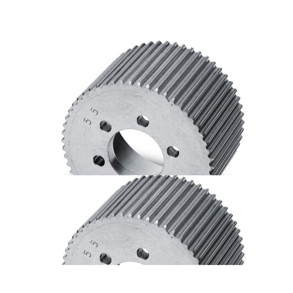 Aluminum Supercharger Pulley: Weiand 7109-52 Weiand 6-71/8-71 Supercharger Drive Pulley