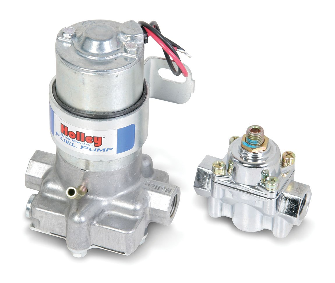 110 GPH Blue® Electric Fuel Pump With Regulator