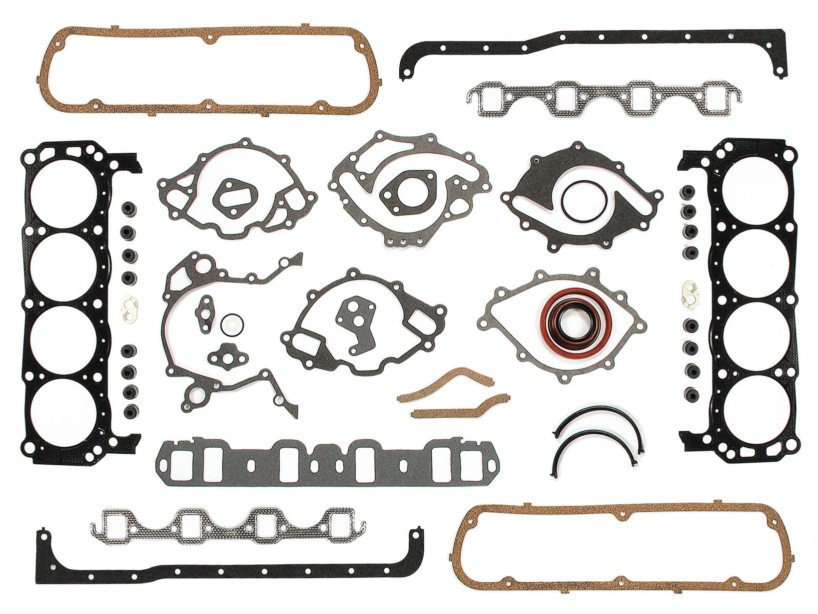 Mr Gasket 792G Timing Cover Gasket Kit