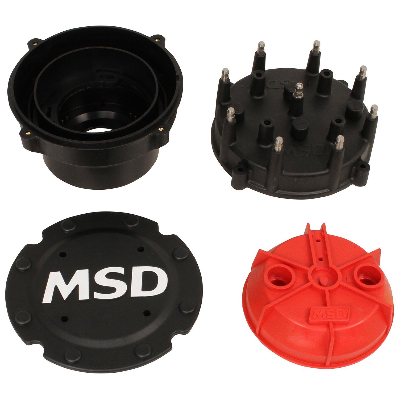Black Pro-Cap Cap-A-Dapt Kit, Fits Band Clamp Pro Mags