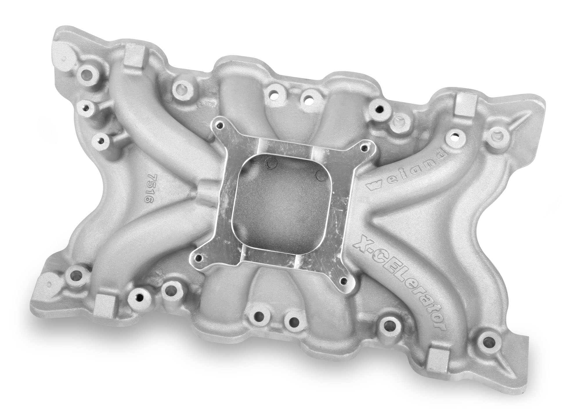 Weiand X-CELerator Intake - Ford Small Block V8 - 351C