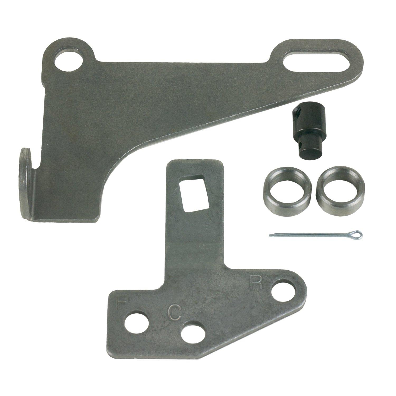 B&M Cable Bracket & Shift Lever Kit - GM