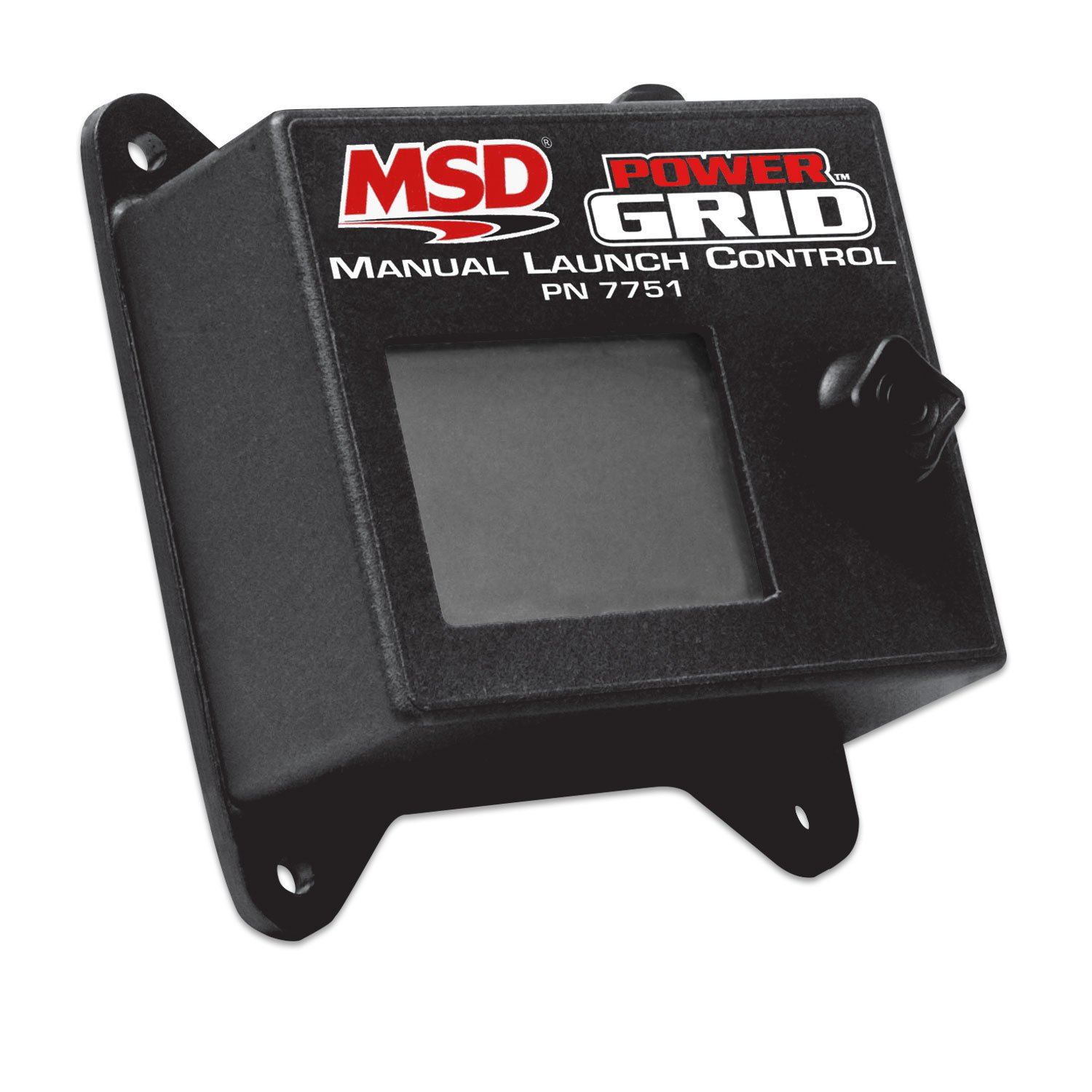 msd 7751 manual launch control module for power grid system manual launch control module for power grid system