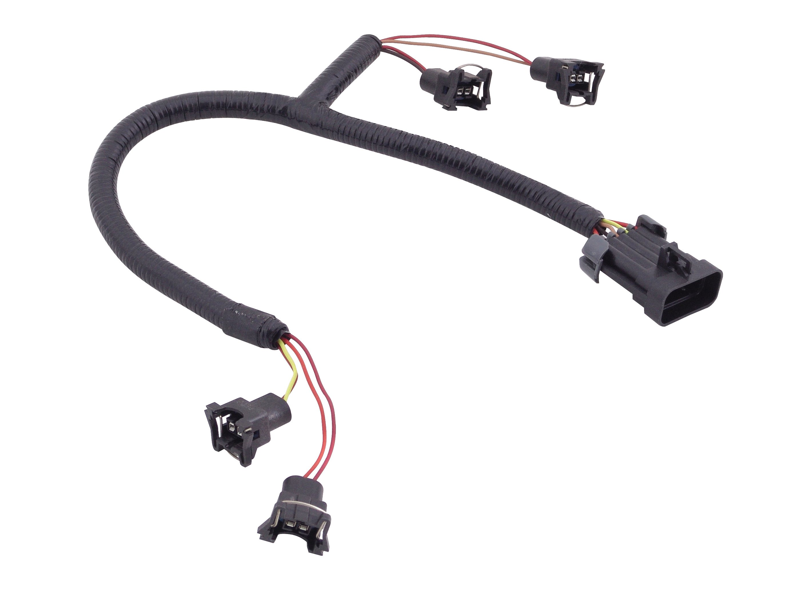 Accel 77685 Tbi Injector Harness Wiring Image