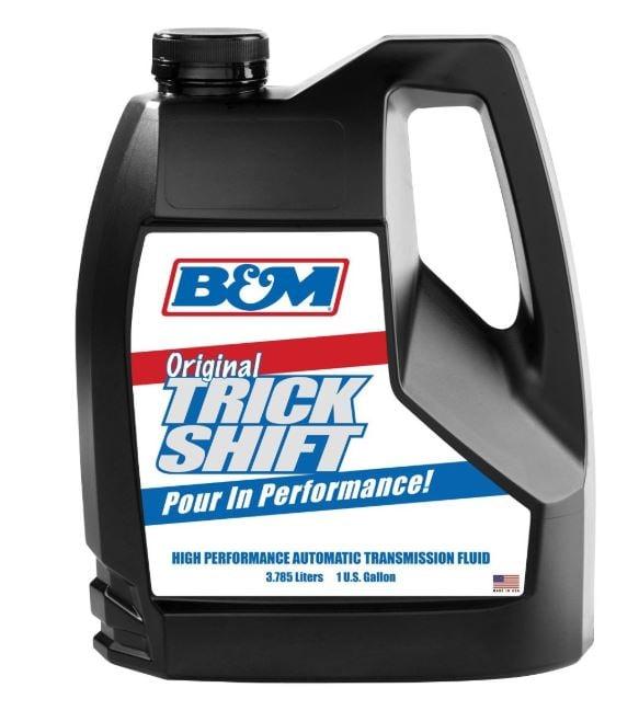 Automatic Transmission Fluid >> B M Trick Shift Automatic Transmission Fluid 1 Gallon Bottle