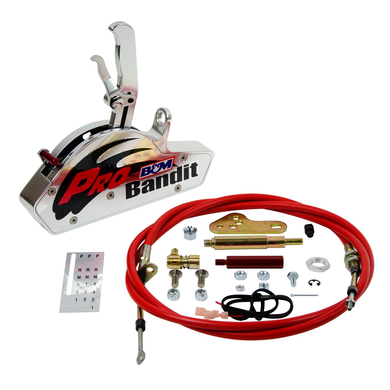B&M Automatic Gated Shifter - Pro Bandit Race