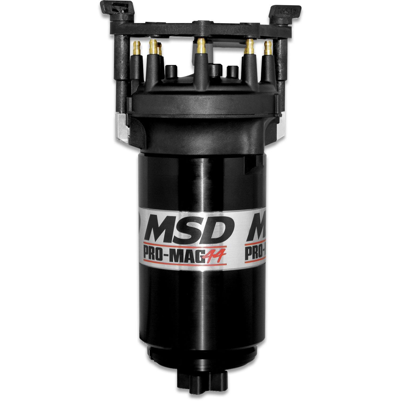 81307 - Pro Mag 44 Amp Generator, CW Rotation, Black, Pro Cap, Band Clamp Image