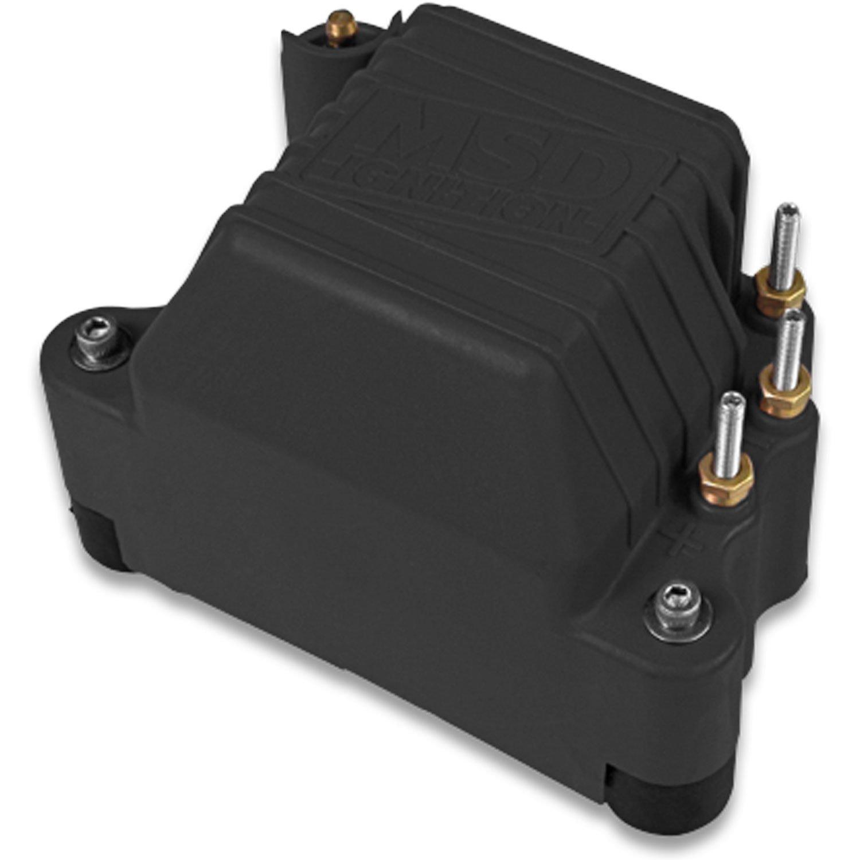 Pro Mag 44 Amp Coil, Black