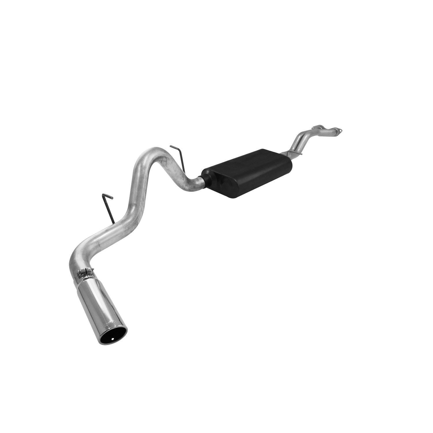 Flowmaster 817166 Flowmaster Force Ii Cat Back Exhaust System