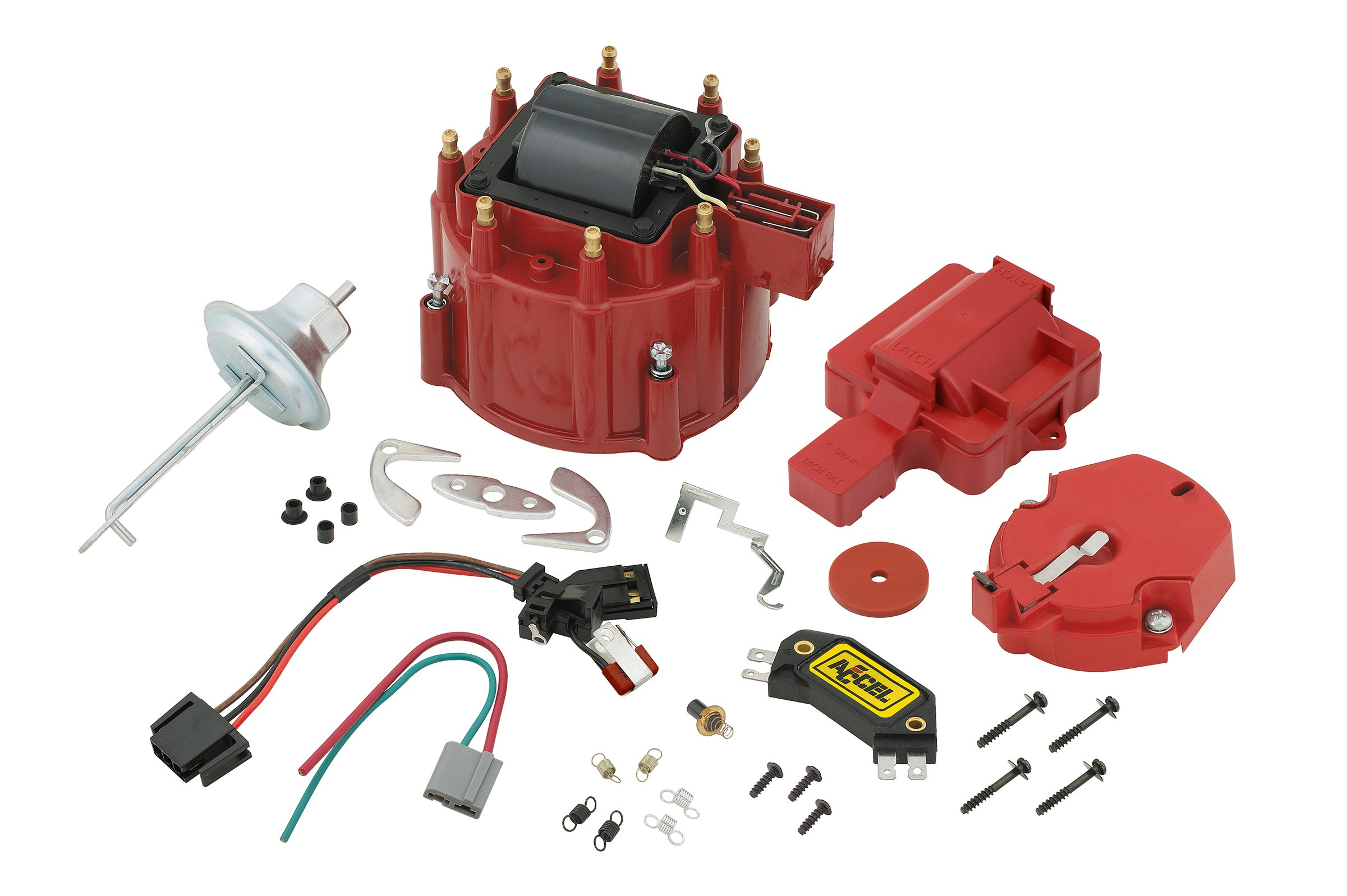 Accel 8200acc Tune Up Kit Gm Hei Applications 1975 1989 Mopar Wiring In Image