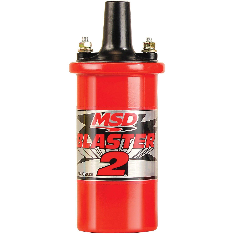 Blaster 2 Coil w/Ballast & Hardware