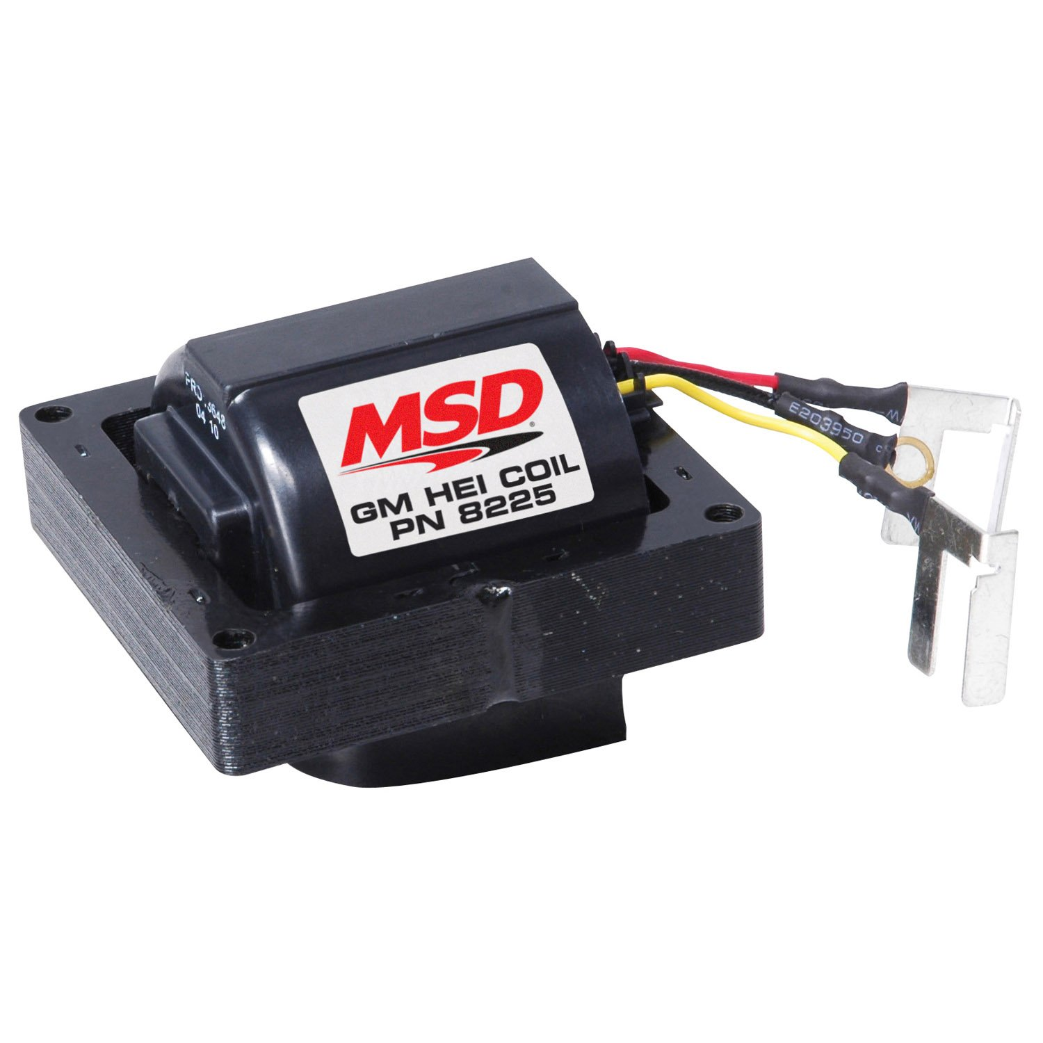 msd 8365 gm hei billet distributor msd performance products gm hei distributor coil