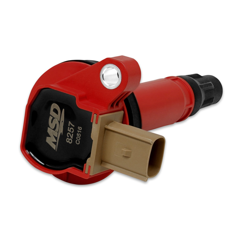 8257 - Ford Red EcoBoost Single Coil 3.5L V6 Image