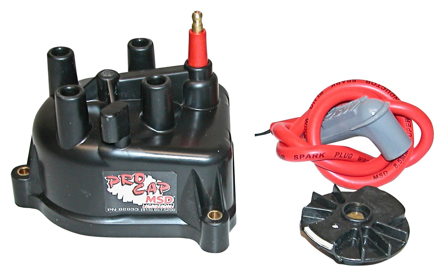 82933 - Modified Distributor Cap and Rotor for Acura Integra GSR 94-01 Image