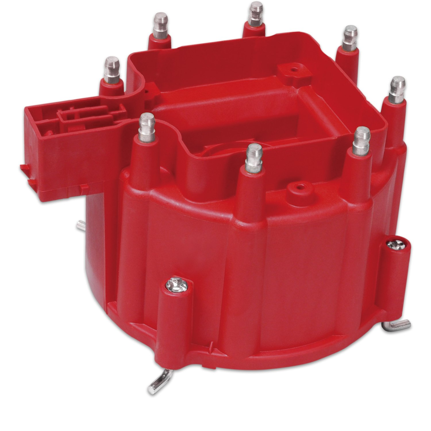 8411 - GM HEI Distributor Cap, Red Image