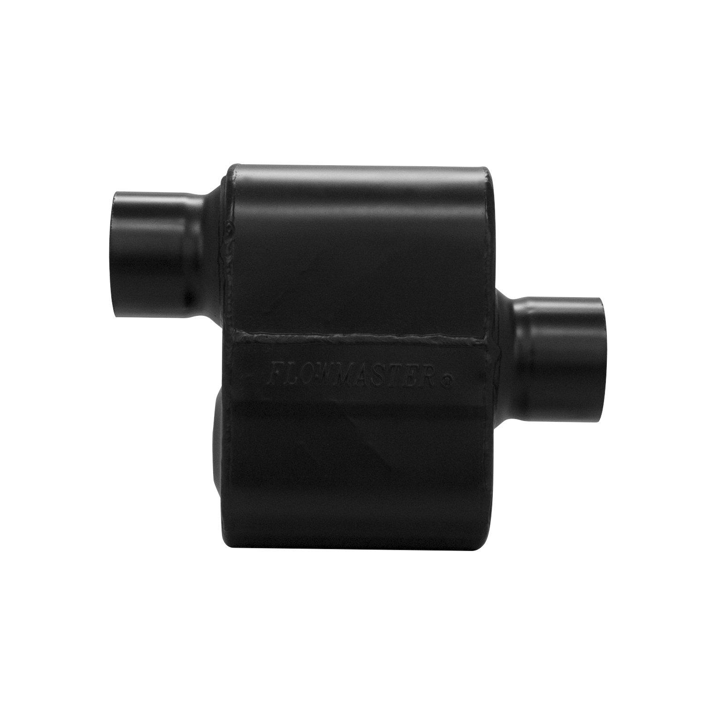 Flowmaster 843016 Super 10 3.00 Offset Inlet//3.00 Center Outlet Muffler