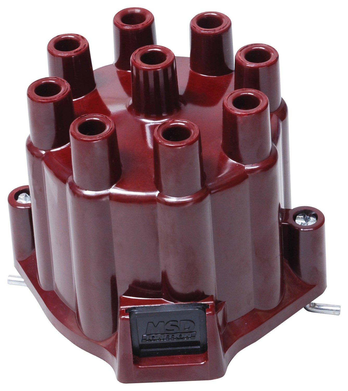 8437 - MSD Chevy V8 Distributor Cap Image