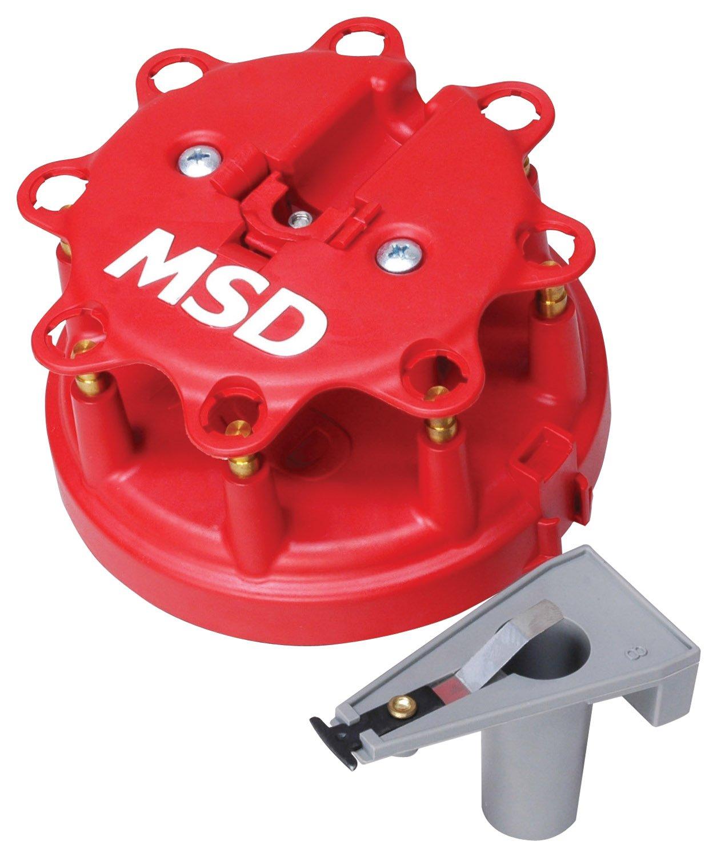 8450 - Distributor Cap/Rotor Kit, Ford Duraspark Image