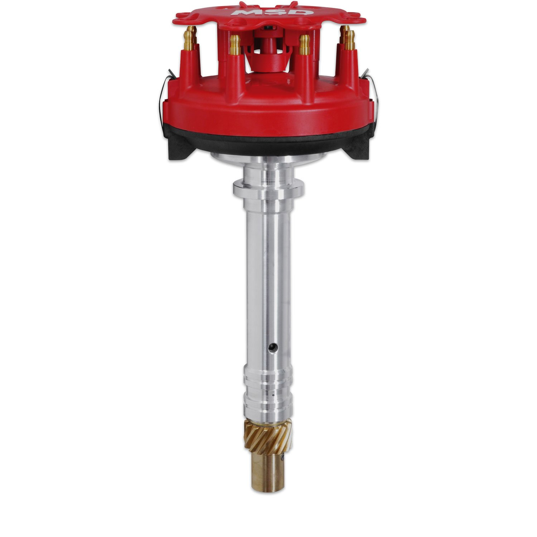 84697 - Chevy V8 Crank Trigger Distributor Image