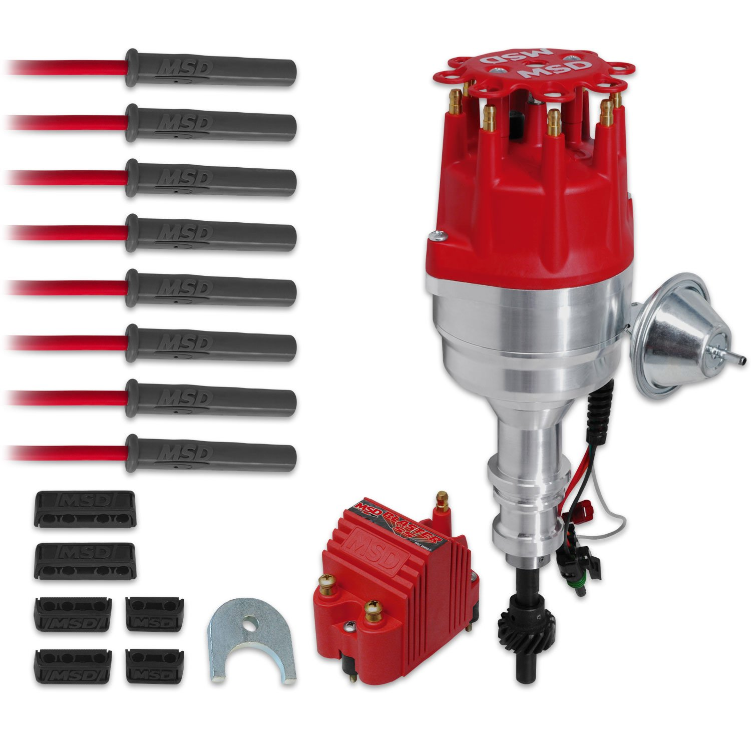 Msd 84745 Ford Crate Ignition Kit  289  302