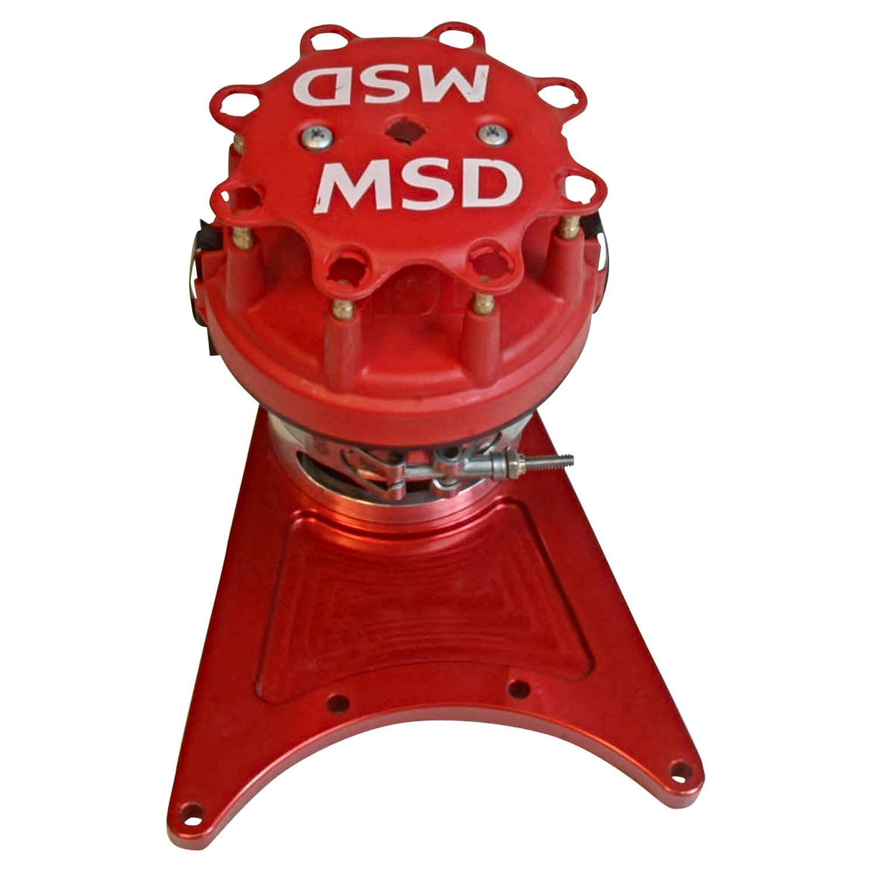 MSD 8513 Pro-Billet Oil Pump Drive for Front Drive Distributor