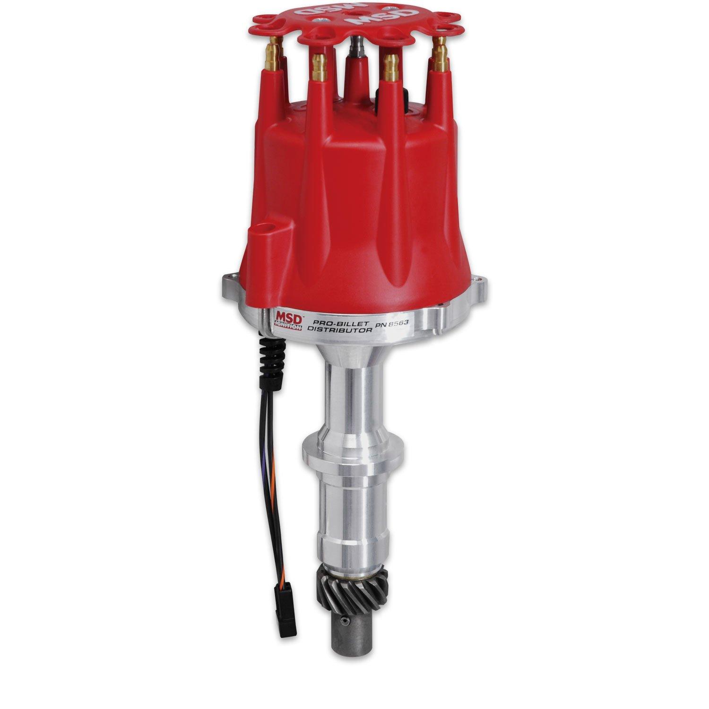 8563 - Pontiac V8 350-455 Pro-Billet Distributor Image