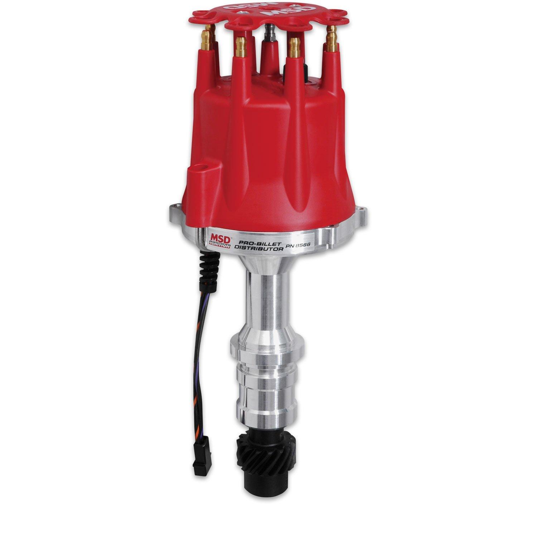 Oldsmobile 350 Distributor Wiring Msd Diagrams Pro Comp Diagram 6al 8566 V8 455 Rh Holley Com 8555