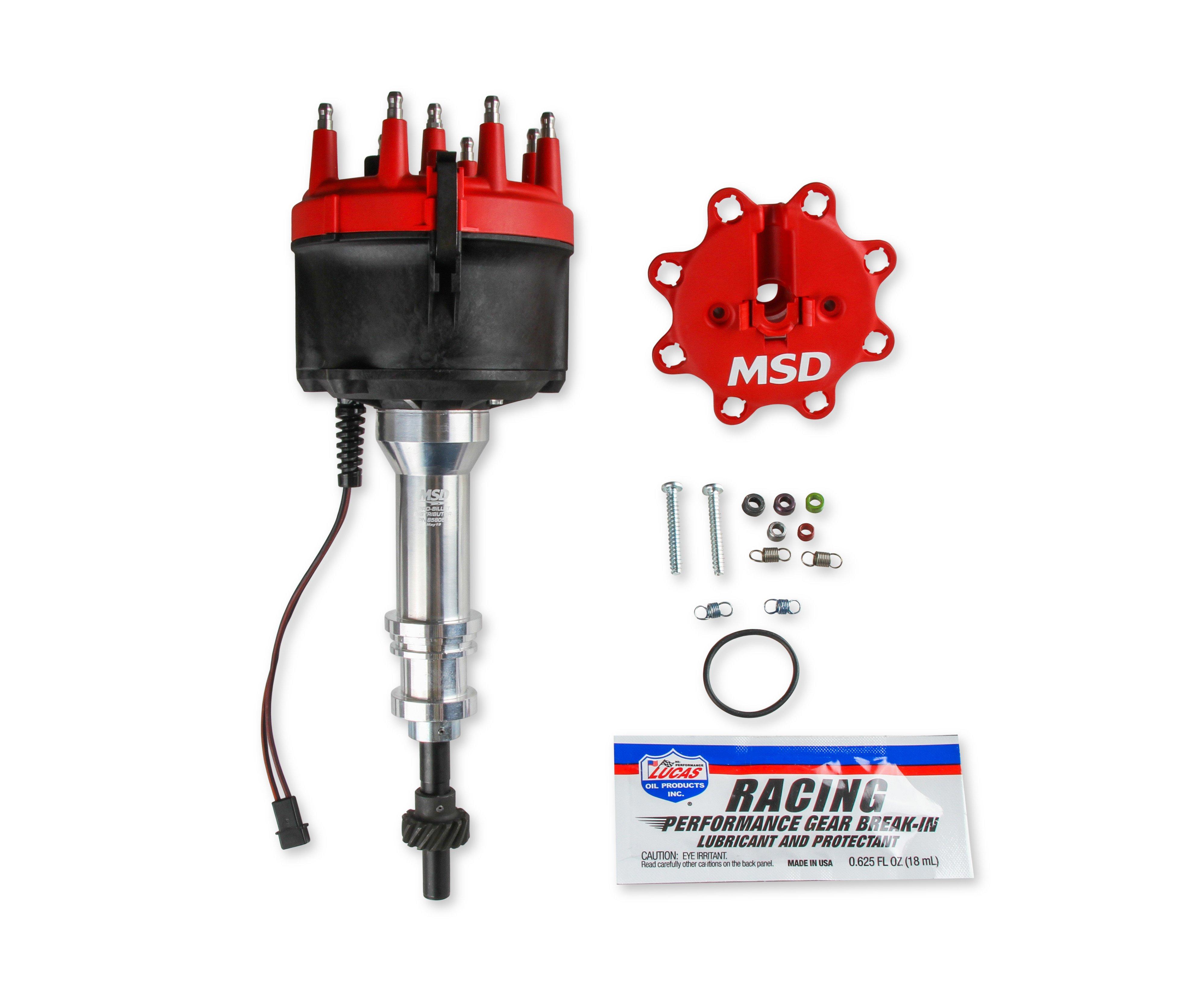 MSD 85805 Billet Distributor