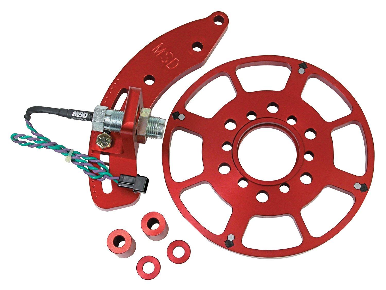 Msd 8636 Chrysler Big Block Crank Trigger Kit Msd