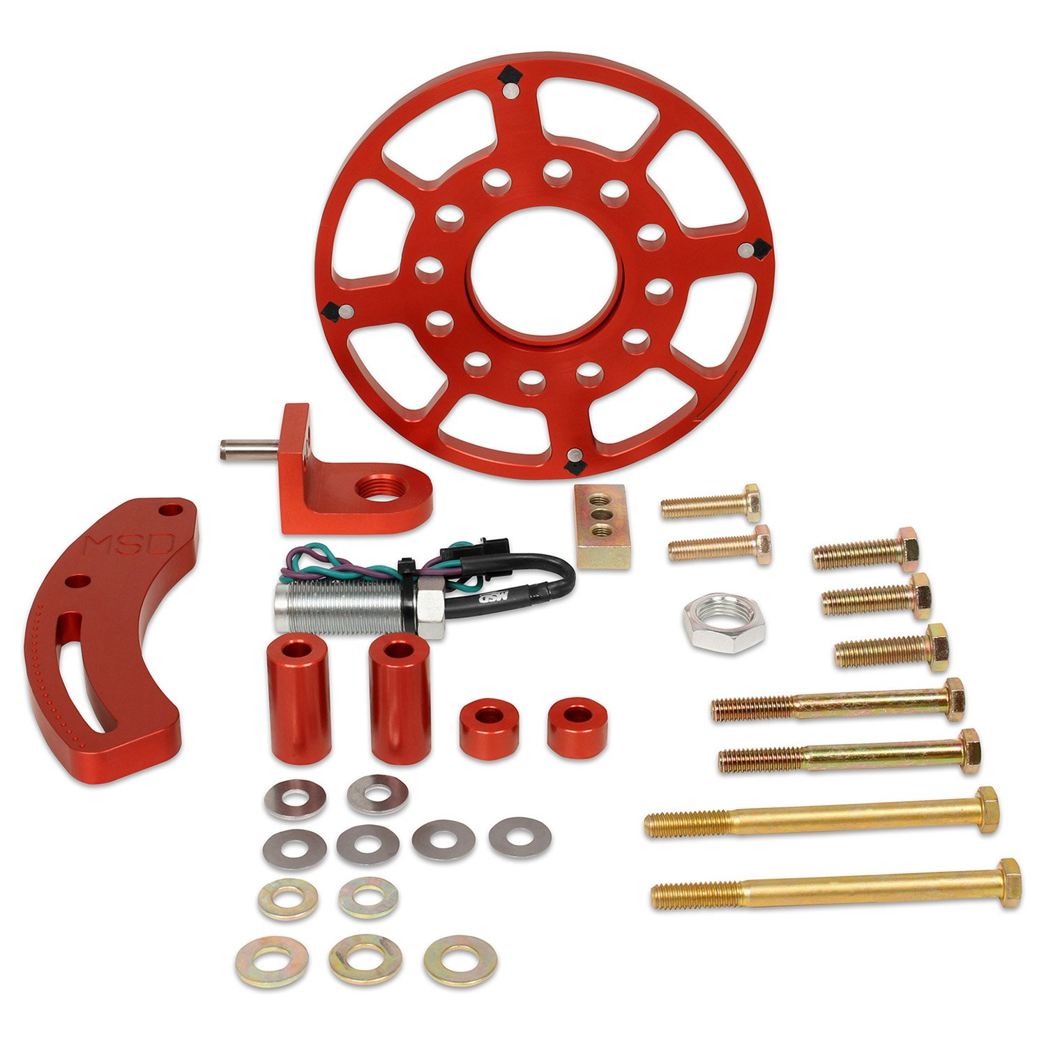 MSD 8640 Ford Small Block Crank Trigger Kit