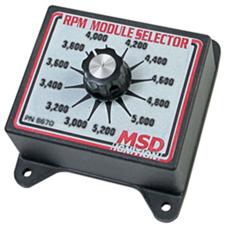 msd 8670 selector switch 3 0k 5 2k msd performance products. Black Bedroom Furniture Sets. Home Design Ideas