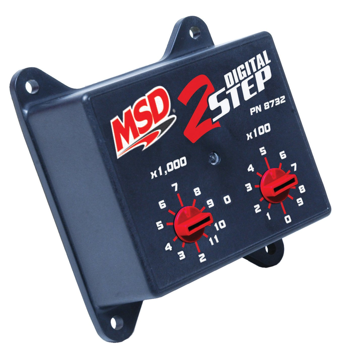 msd 8732 2 step rev control for digital 6al pn 6425 or 64253 only rh holley com msd digital 6 plus 2 step wiring diagram 6401 MSD Ignition Wiring Diagram Ford