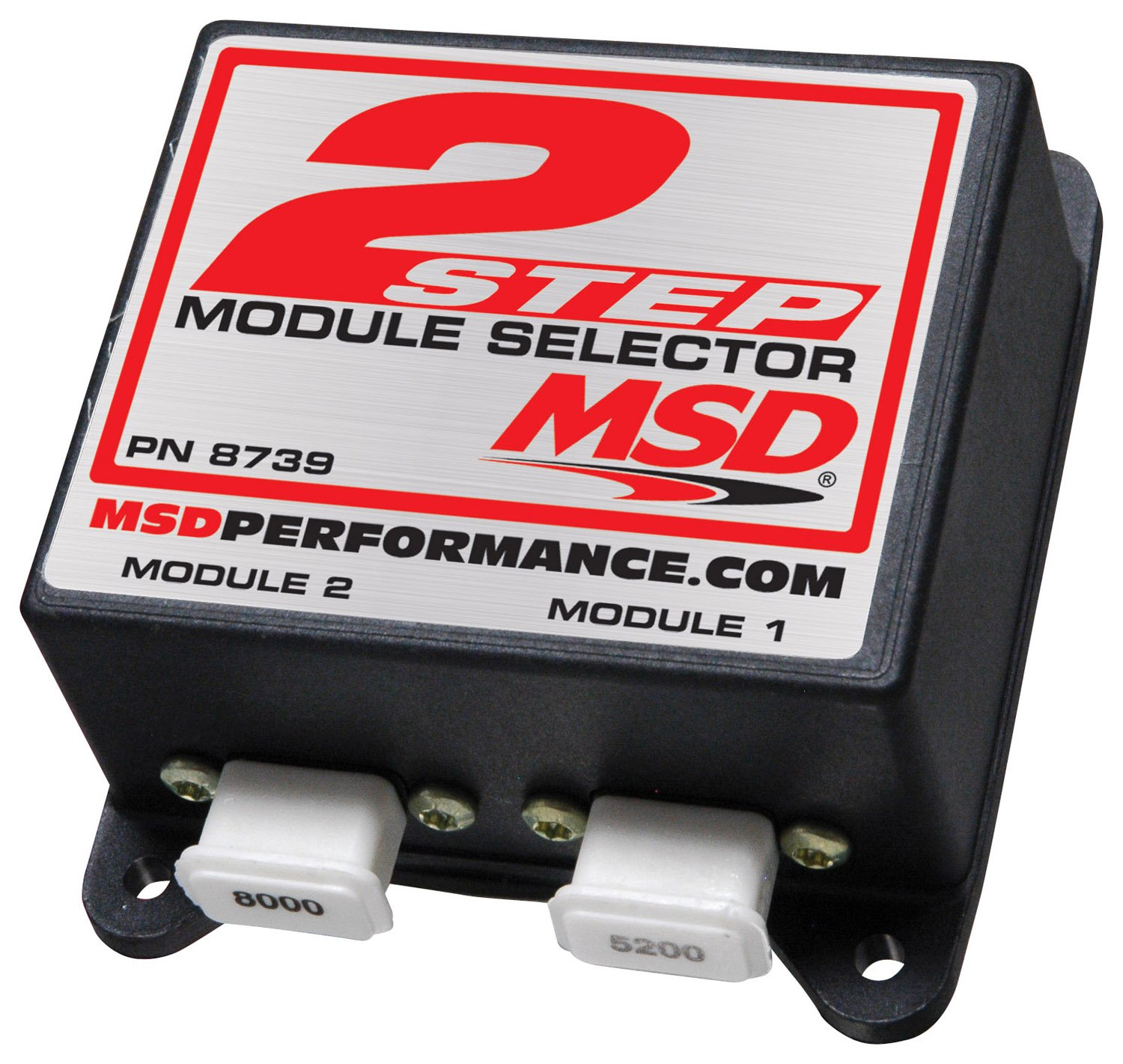 msd 8739 two step module selector msd performance products 8739 two step module selector image