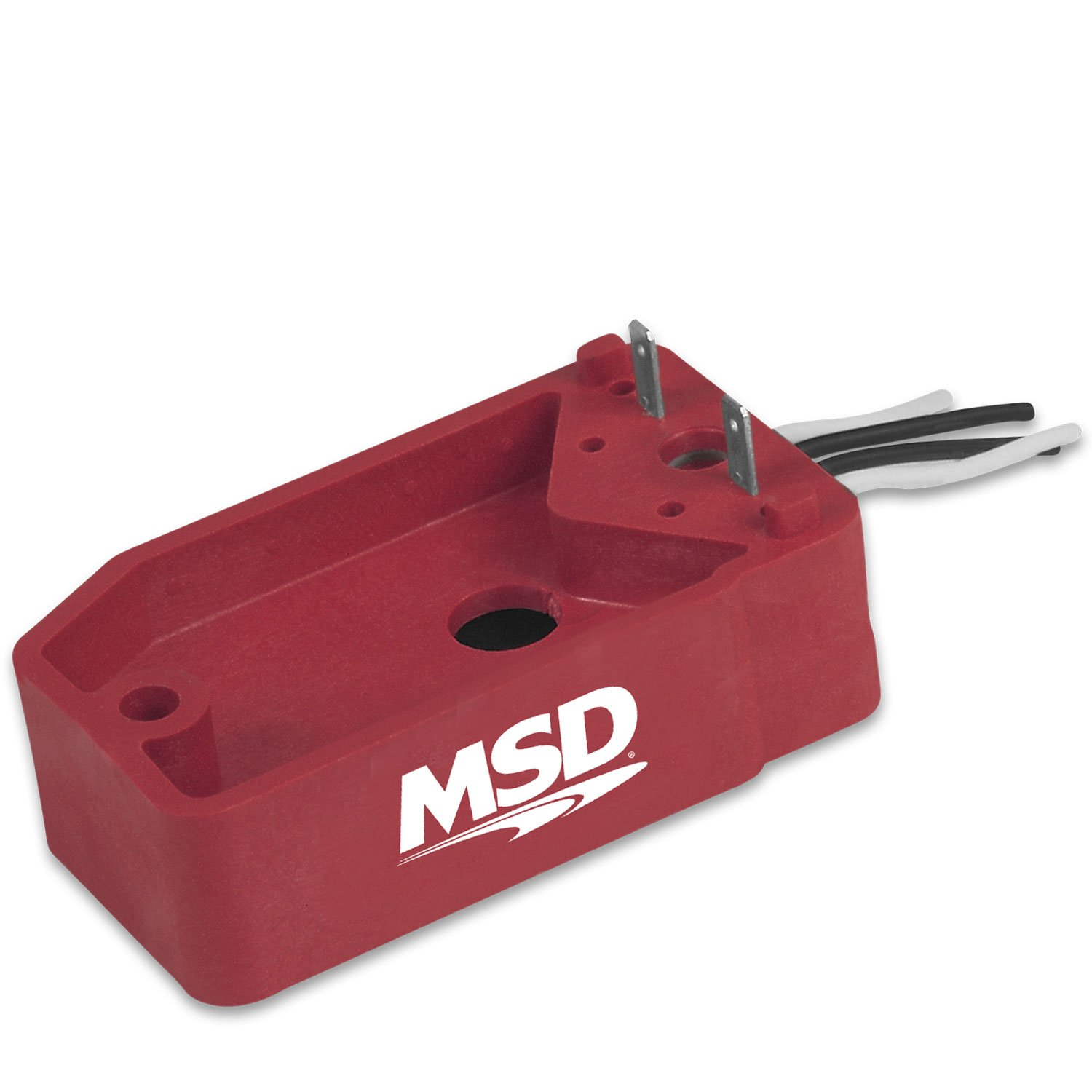 Distributorless msd performance products tech support 888 258 3835 coil interface blockgm dual tower coils publicscrutiny Choice Image