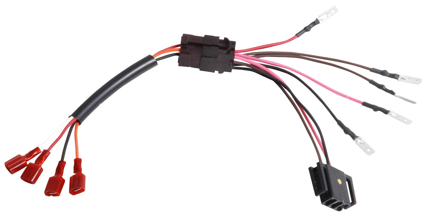 Gm Hei Wiring Harness Automotive Diagram Distributor Pictures Wire Msd Ignition 8875 Rh Holley Com Advanced Auto At