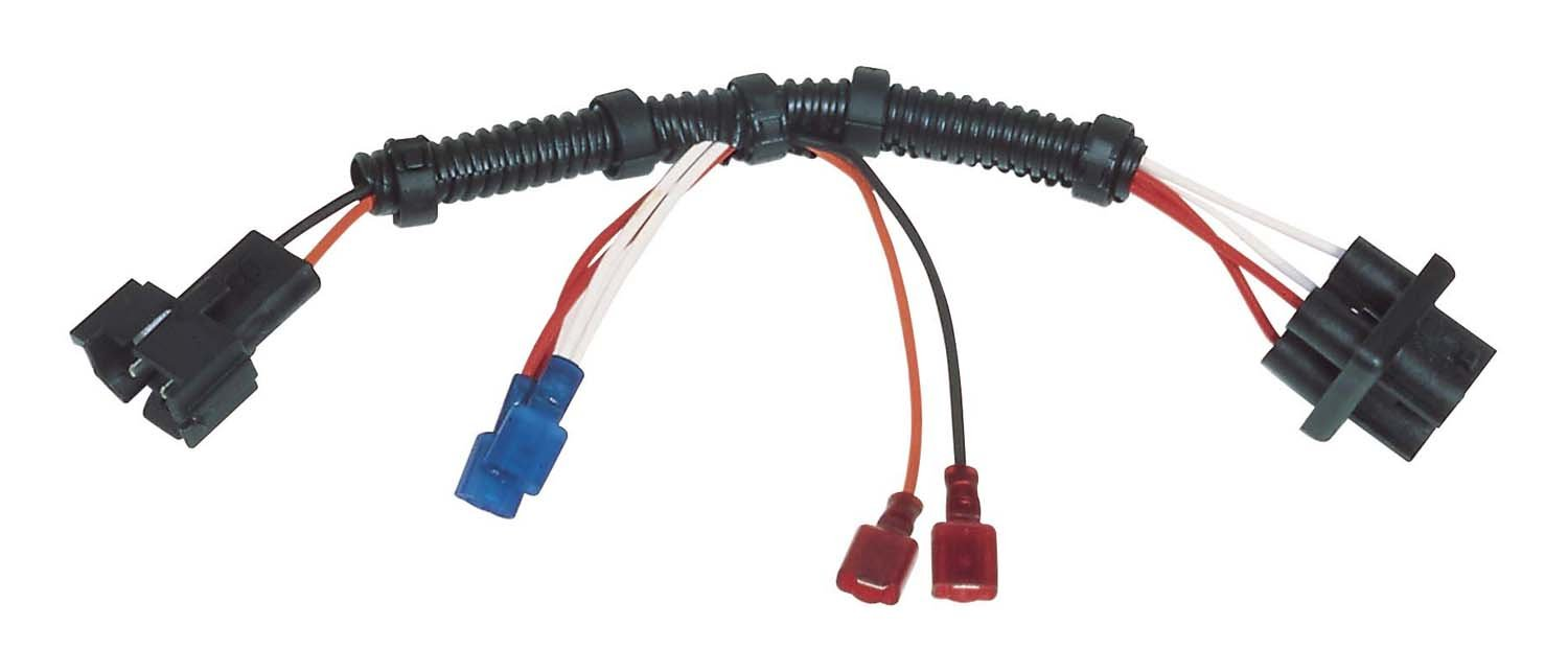 MSD 6 to GM Dual Connector Coil Harness
