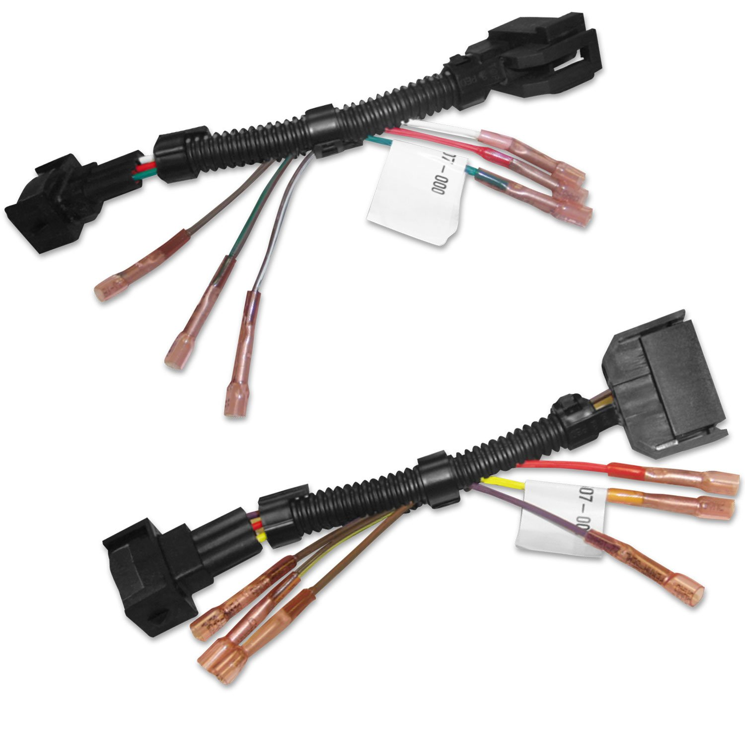 Msd Coil Wire Harness Wiring Diagram Sample Gm Ballast Resistor 88812 Dis 4 To Ford Dual Pack