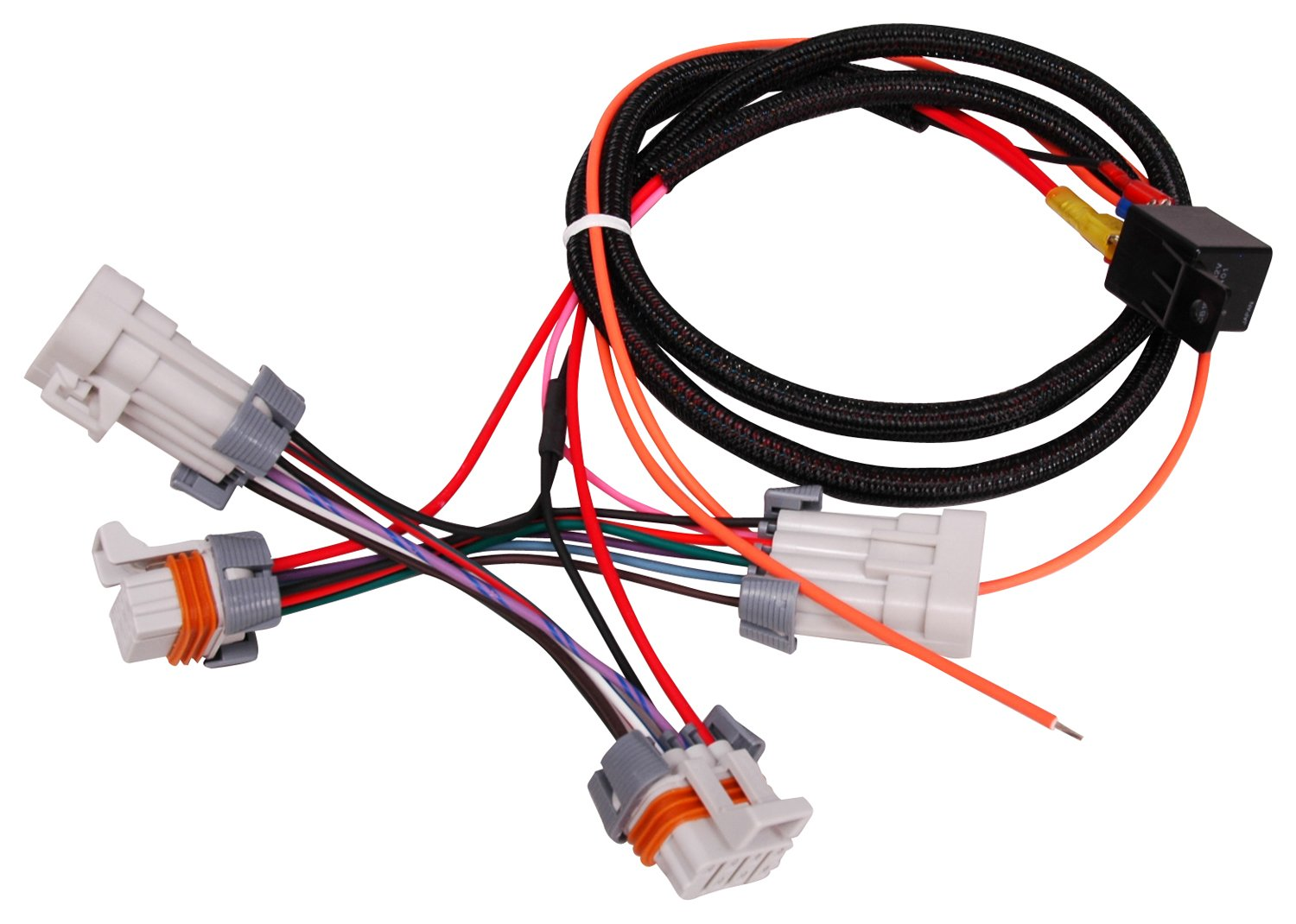 Msd Coil Wire Harness Wiring Diagram Sample Gm Ballast Resistor 88867 Ls Power Upgrade Ford Ranger