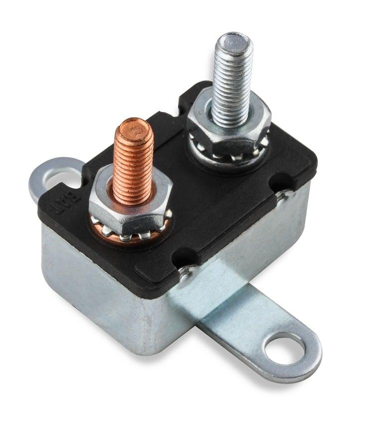 MSD 89616 Electric Fan Harn.//Relay Kit 195 Deg-30A
