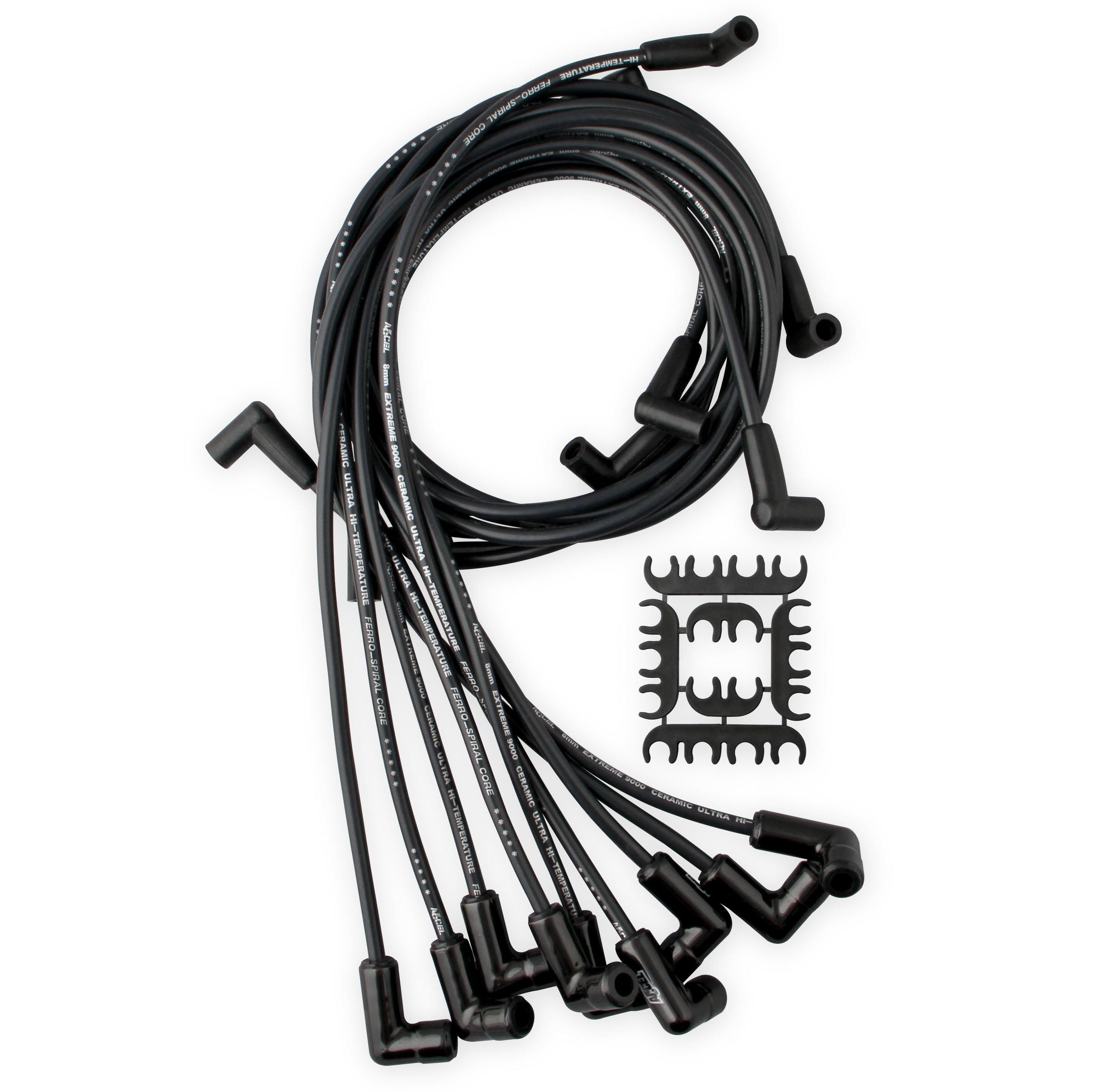 accel 9018ck spark plug wire set