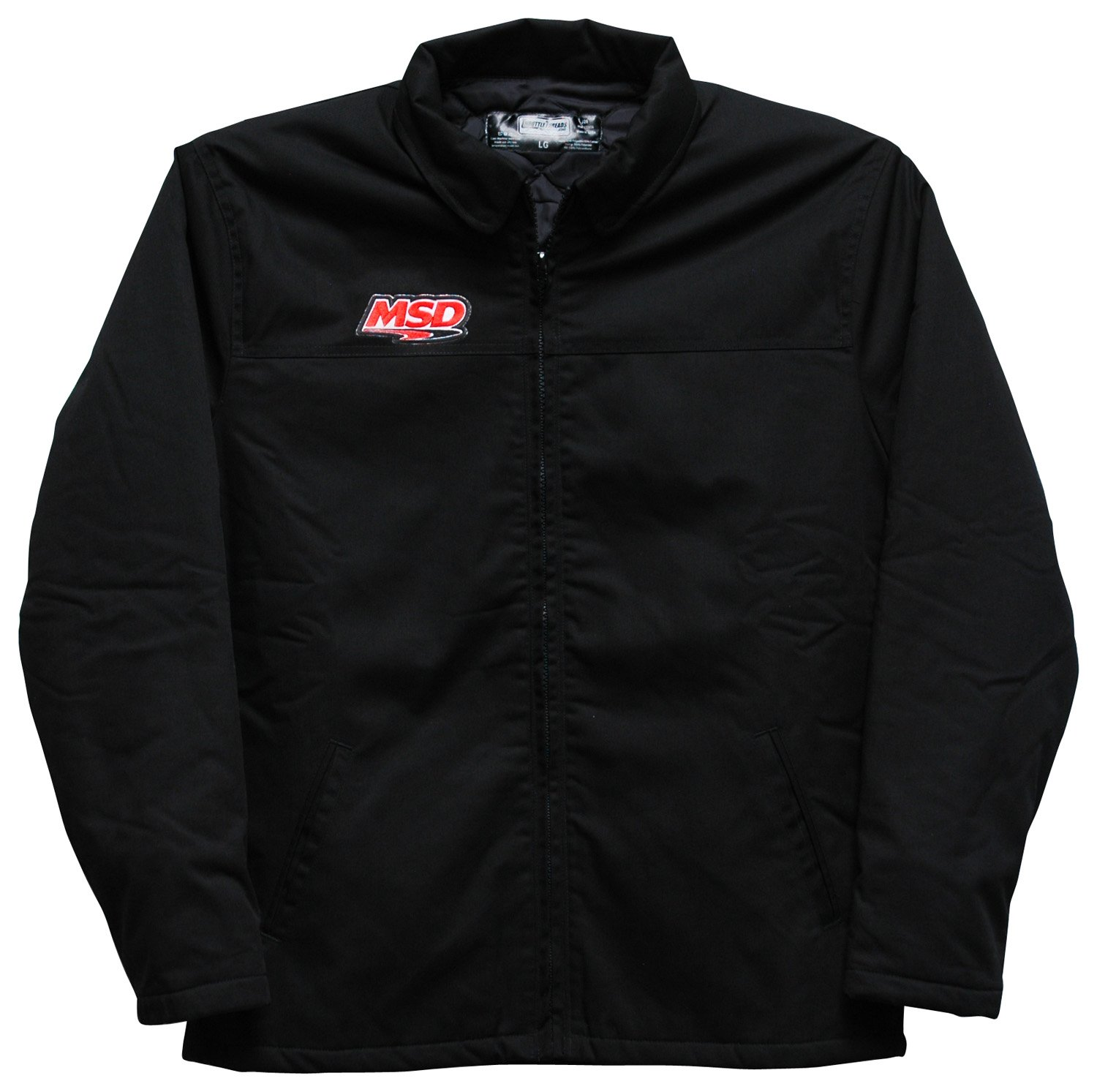 93643 - MSD Shop Jacket, X-Large Image