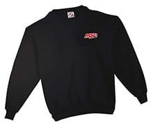 9386 - MSD Racing Sweatshirt, Black, X-Large Image