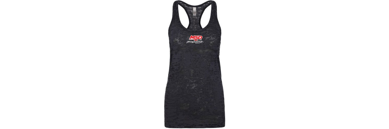 94561 - MSD Racing, Ladies' Burnout Racerback Tank, Small Image