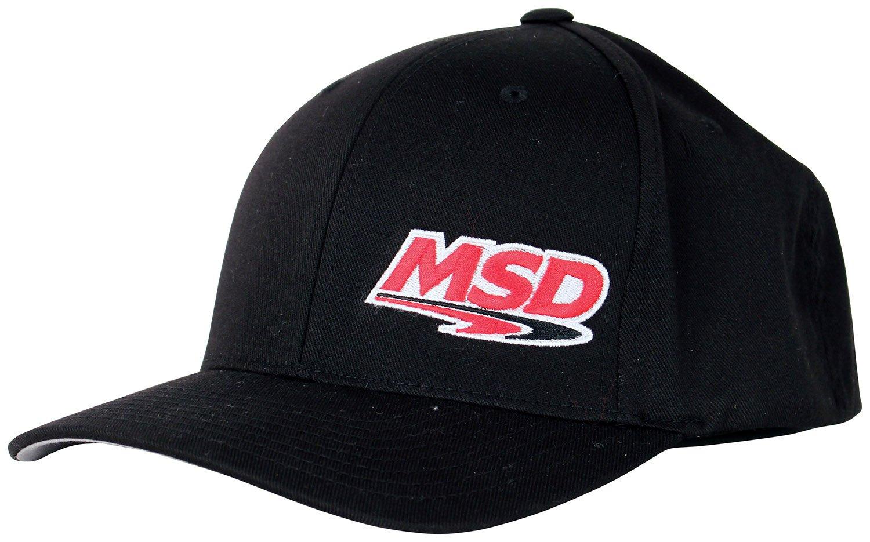 951955 - MSD Black Flexfit Cap Image