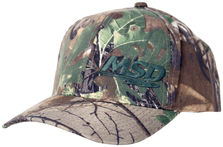 95197 - MSD Camo Baseball Cap Image
