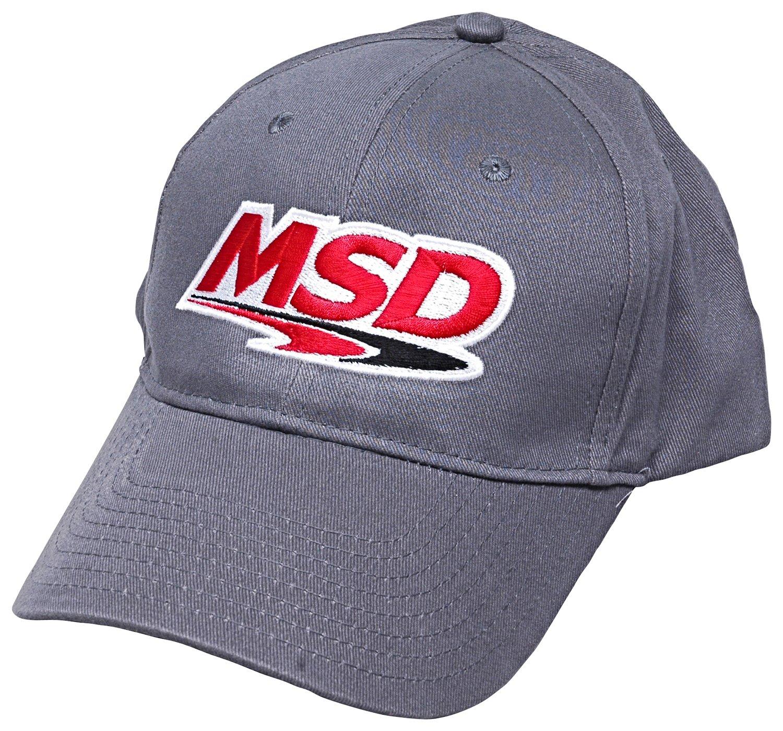 9519 - MSD Grey Adjustable Cap Image