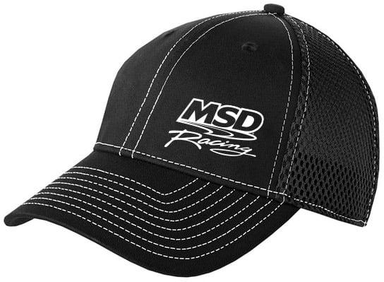 9522 - MSD Black Flexfit Mesh Baseball Cap Image