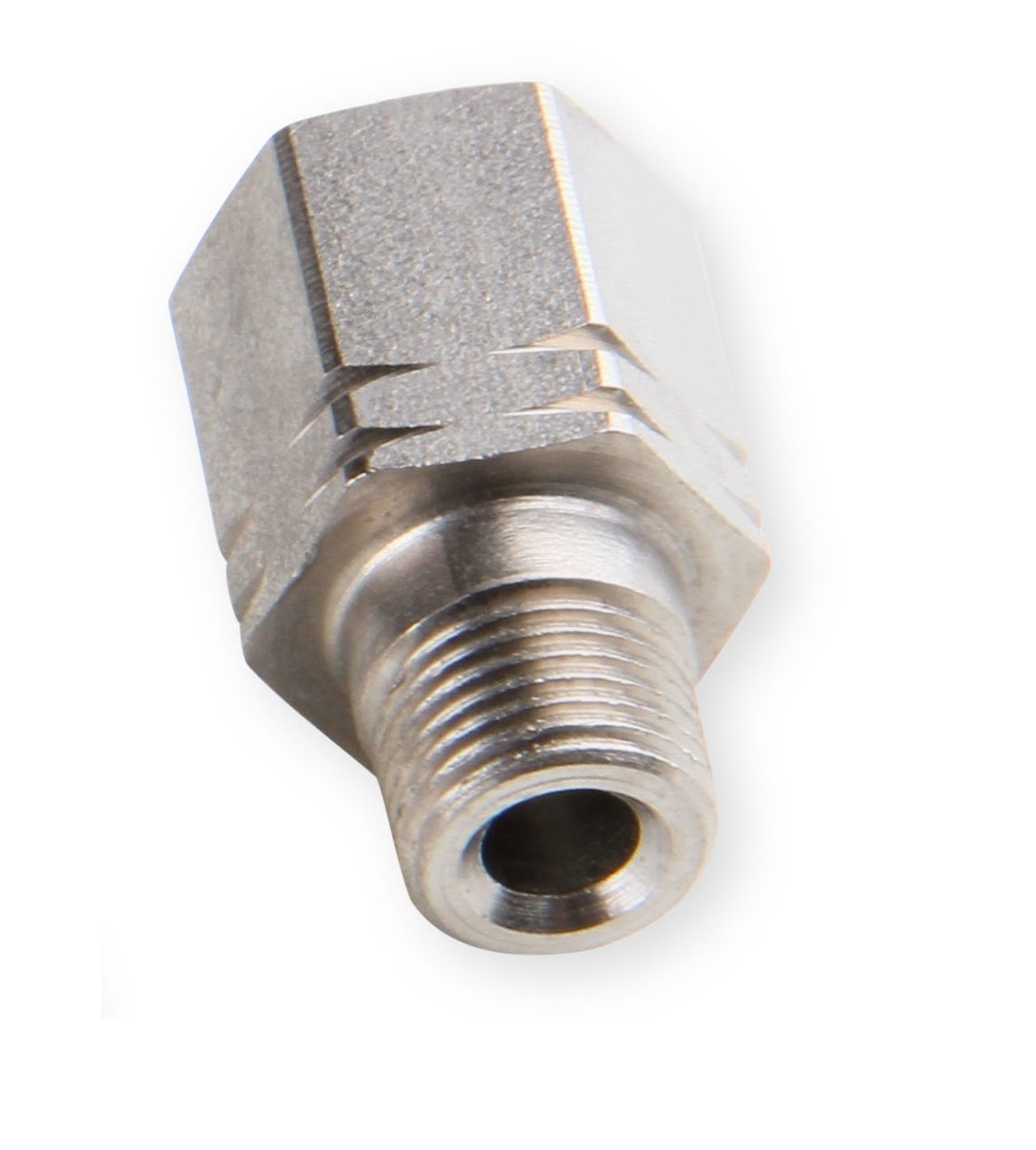 AutoMeter ST154006 Adapter 1//8 Nptf Female to 1//8 Bspt Male
