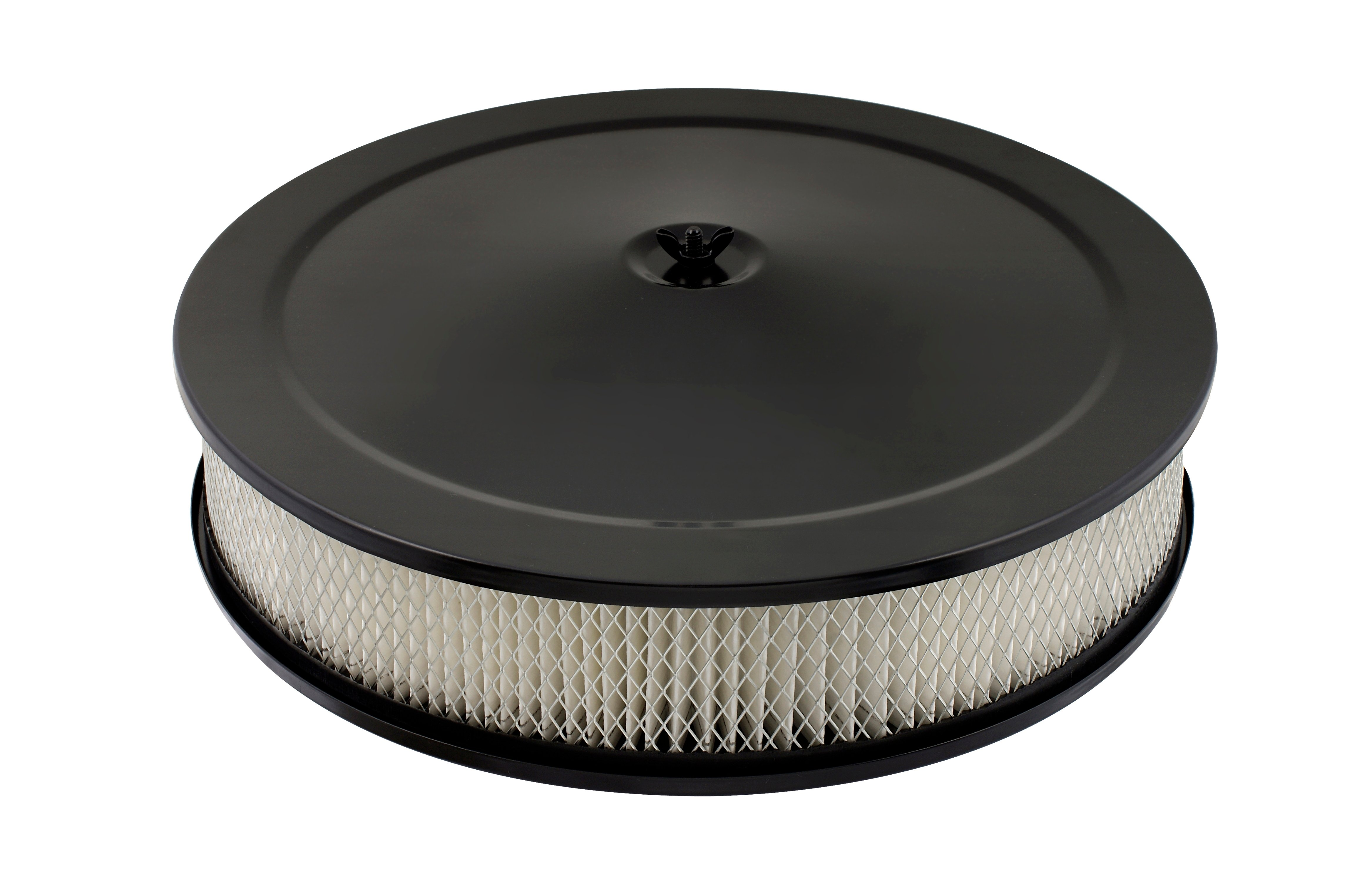 """Air Cleaner Adapter Ring Adapts 5 1//8/"""" Air Cleaner To 2 5//8/"""" Carb Neck"""